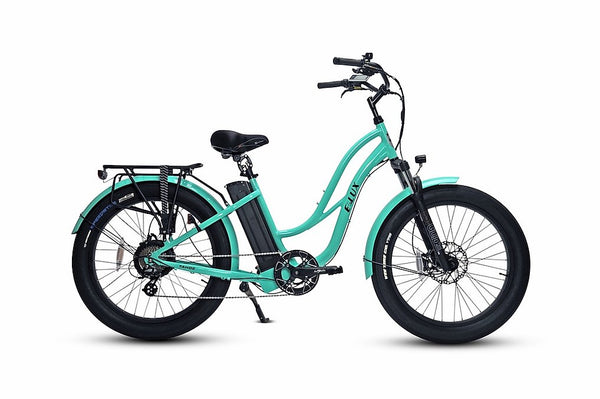 "Tahoe GT Step Thru  Electric Bike  ""Use your Paypal card or account and get 6 months free financing"" - Newport Cruisers"