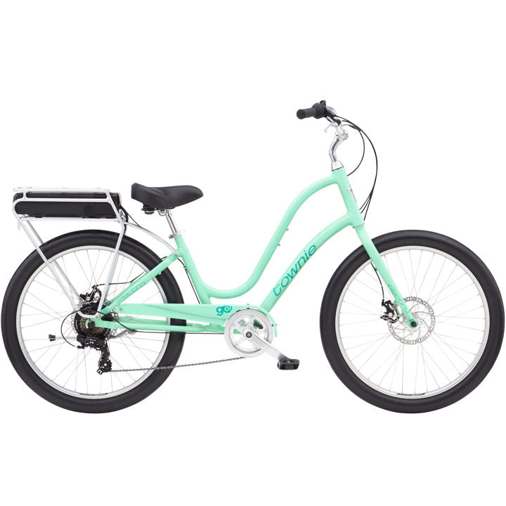 Townie Go 7D Step Thru E-Bike        No Shipping Local purchase only..... - Newport Cruisers