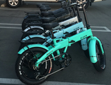 Sierra Folding / Electric Bike (48 Volt)