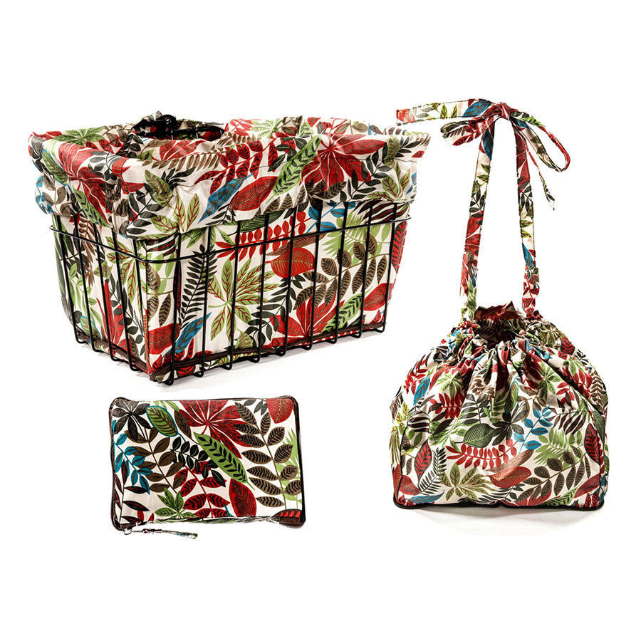 Wild Tropical Basket Liner