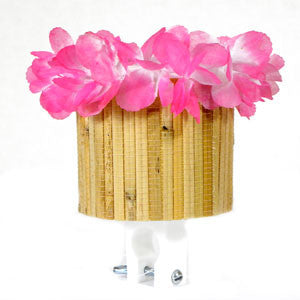 Pink Tiki Cup Holder - Newport Cruisers