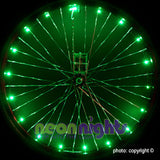 Wheel Lights Green - Newport Cruisers