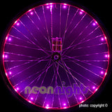 Wheel Lights Pink