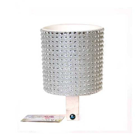 Crystal Rhinestone Cup Holder
