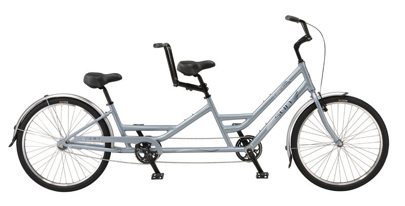 Brickell Single Speed Tandem (Aluminum)   ( In Store Purchase Only) - Newport Cruisers
