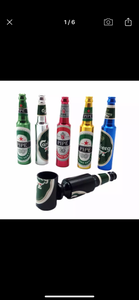 Mini bottle pipe