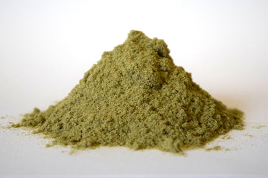 High strength cbd 'Finola' kief
