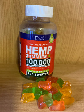 High strength 'Gummy bears'