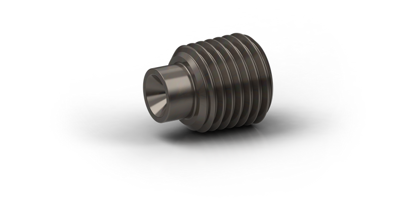 "15K 1/4"" Stainless Steel Line Mole Nozzle Insert"