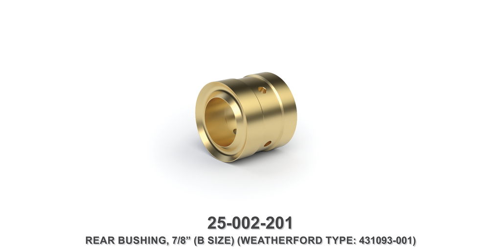 "7/8"" Rear Bushing - Weatherford Type"