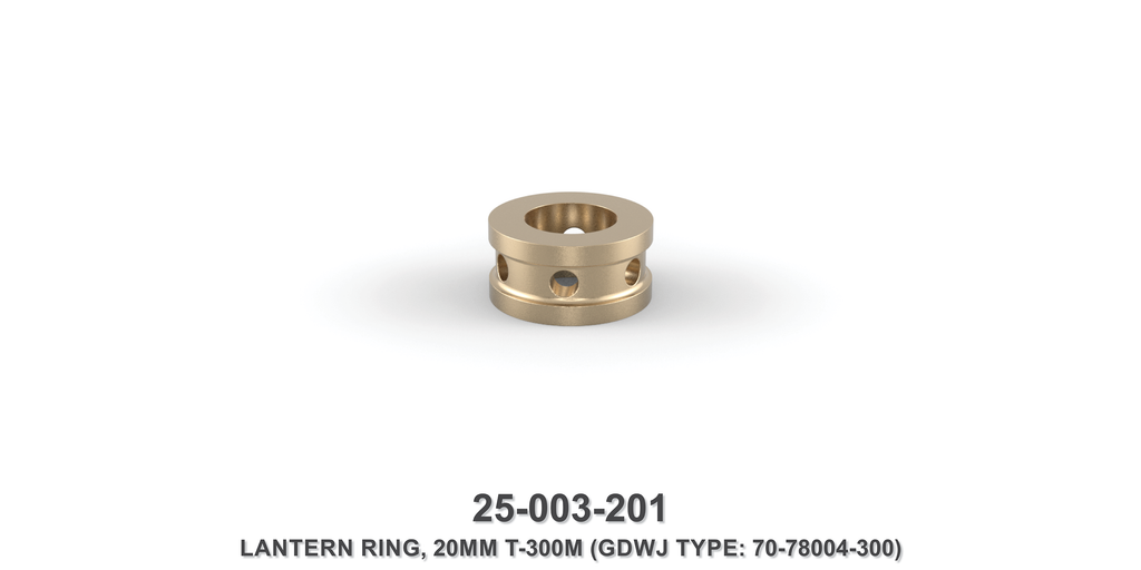 20 mm Lantern Ring - Gardner Denver / Butterworth Type