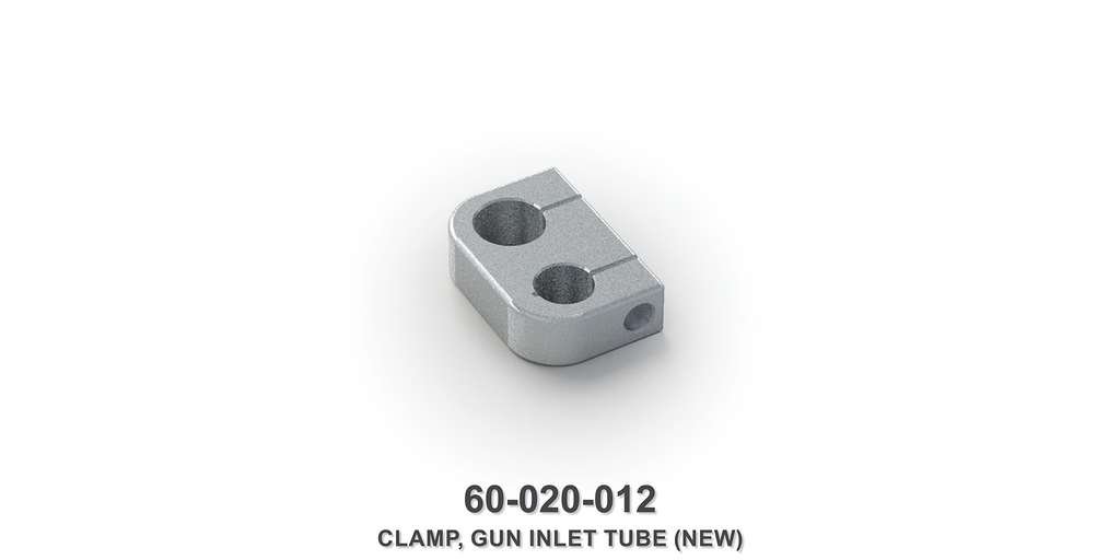 Gun Inlet Tube Clamp