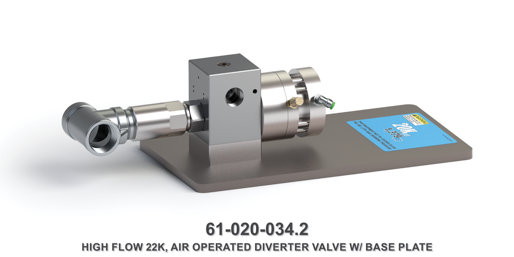 20K High Volume Air Diverter Valve