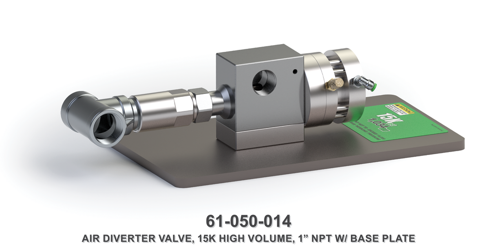 15K High Volume Air Diverter Valve