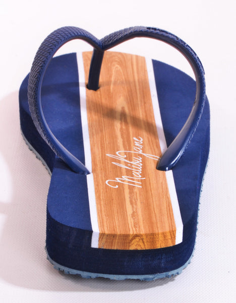 C STREET STRINGER NAVY BLUE