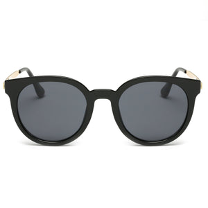 IBIZA CAT-EYE SUNGLASS BLACK