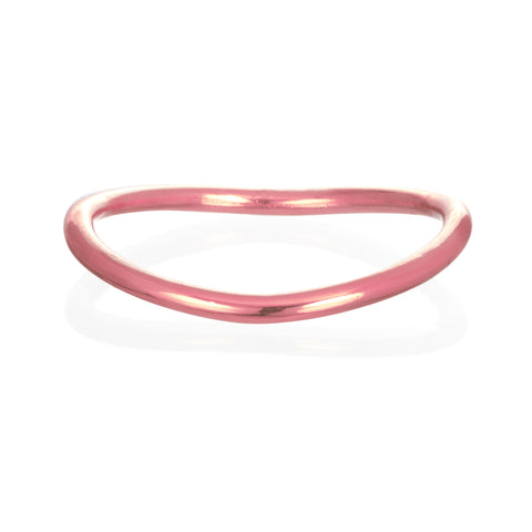 CLASSIC BANGLE IN ROSE GOLD
