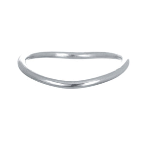 CLASSIC BANGLE IN SILVER