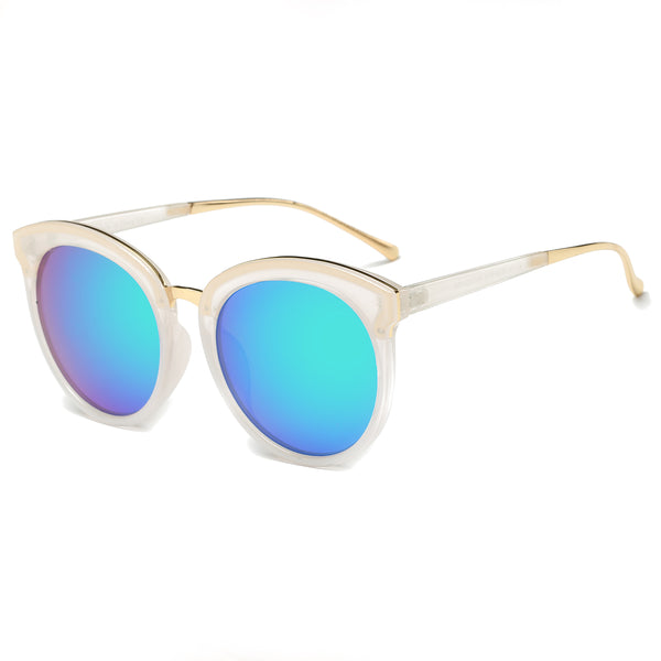 LAGUNA SUNGLASS IN CLEAR