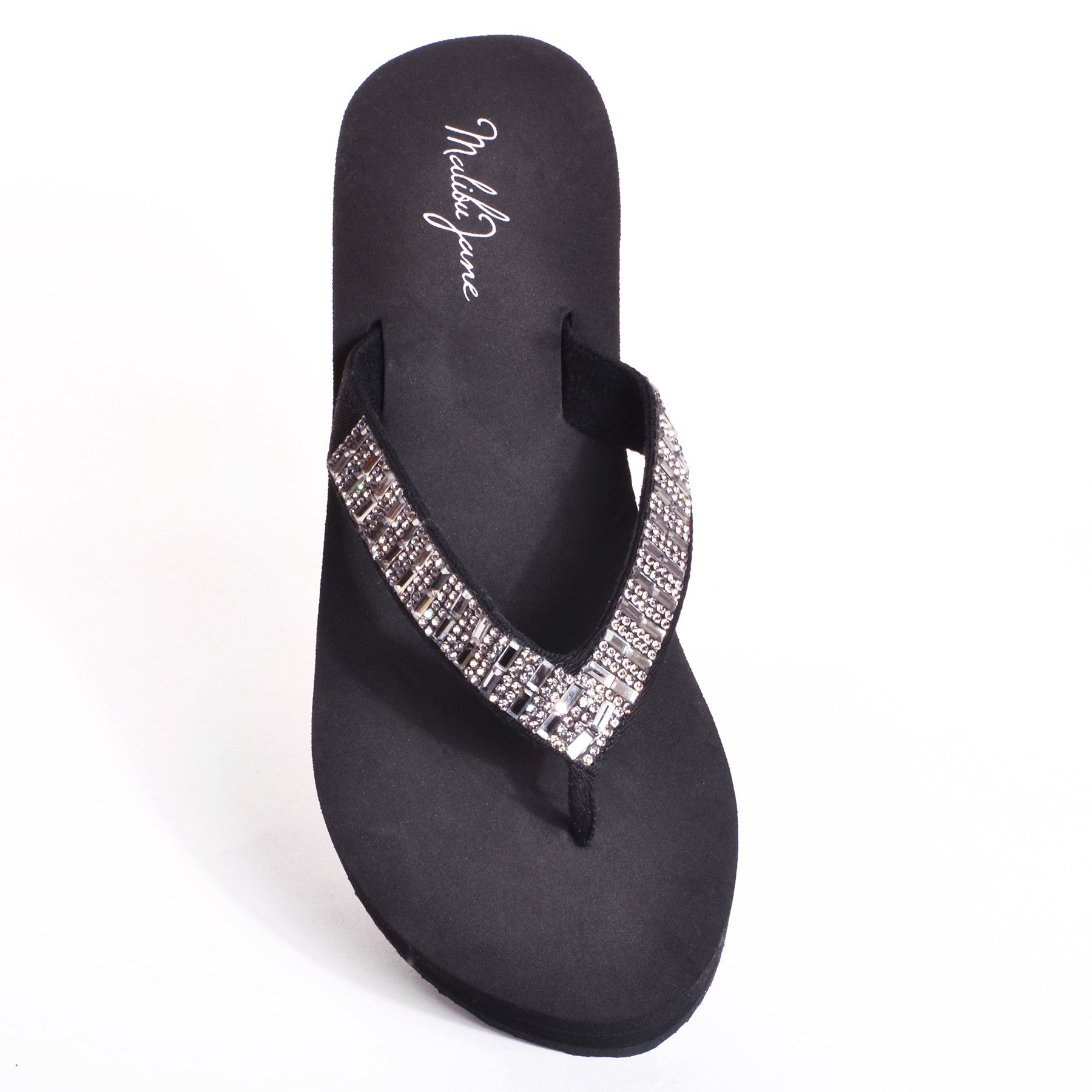 Brentwood Crystal Wedge
