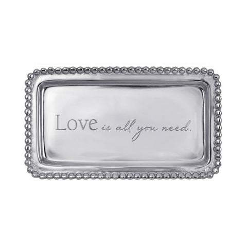 'Love is All You Need' Tray