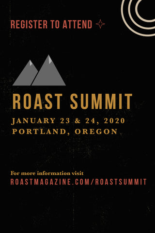 Roast Summit 2020 Registration