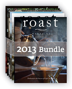 2013 Bundle (All 6 issues)