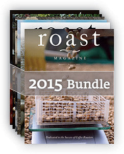 2015 Bundle (All 6 issues)