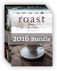 2016 Bundle (All 6 issues)