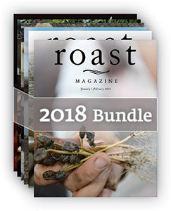 2018 Bundle (All 6 issues)