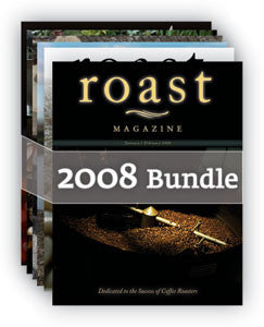 2008 Bundle (All 6 issues)