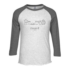 Roast Baseball Shirt - 100% Cotton