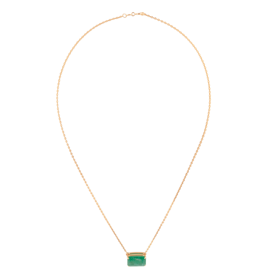 Emerald May pendant