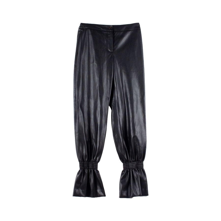 Lora Leather Pants