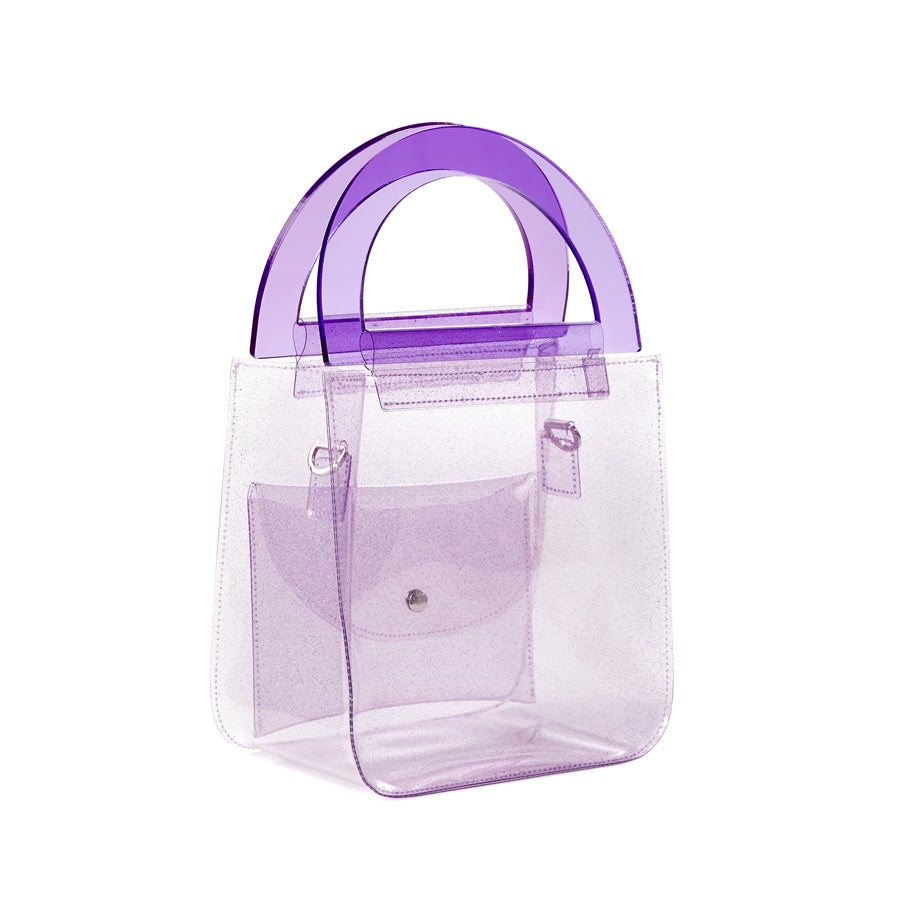 Jelly Handle Bag
