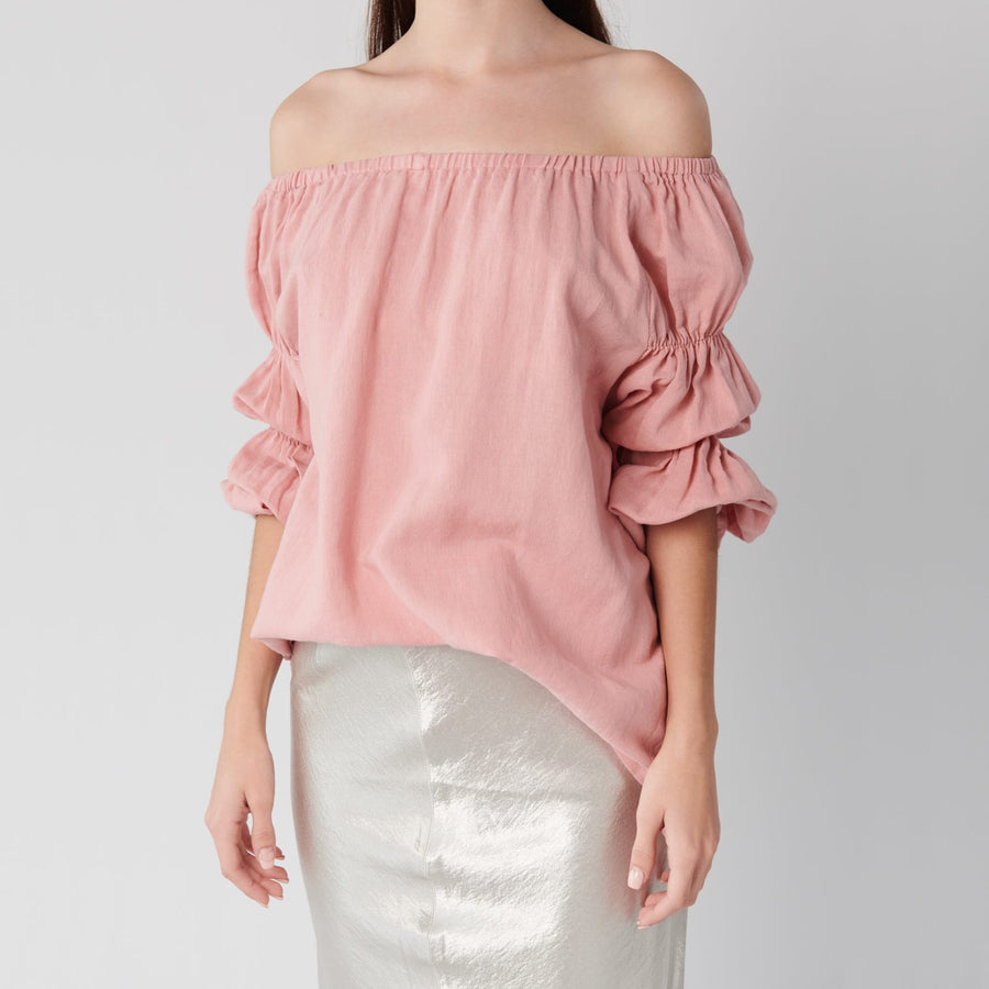 Romi Off-The-Shoulder Top