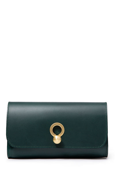 Katie Clutch | Green