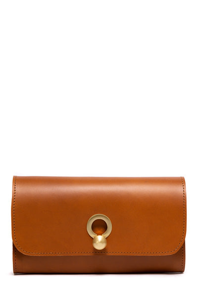 Kati Clutch | Tan