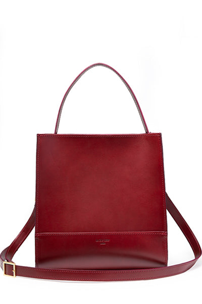 Kai Tote Mini | Burgundy