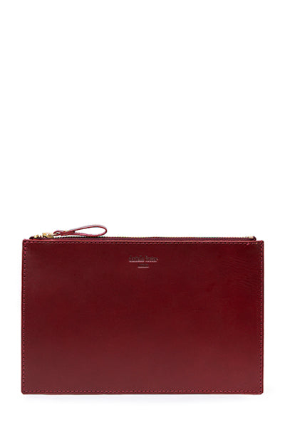 Small Pouch | Burgundy