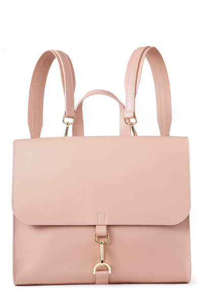 Caity Rucksack | Dusty Pink