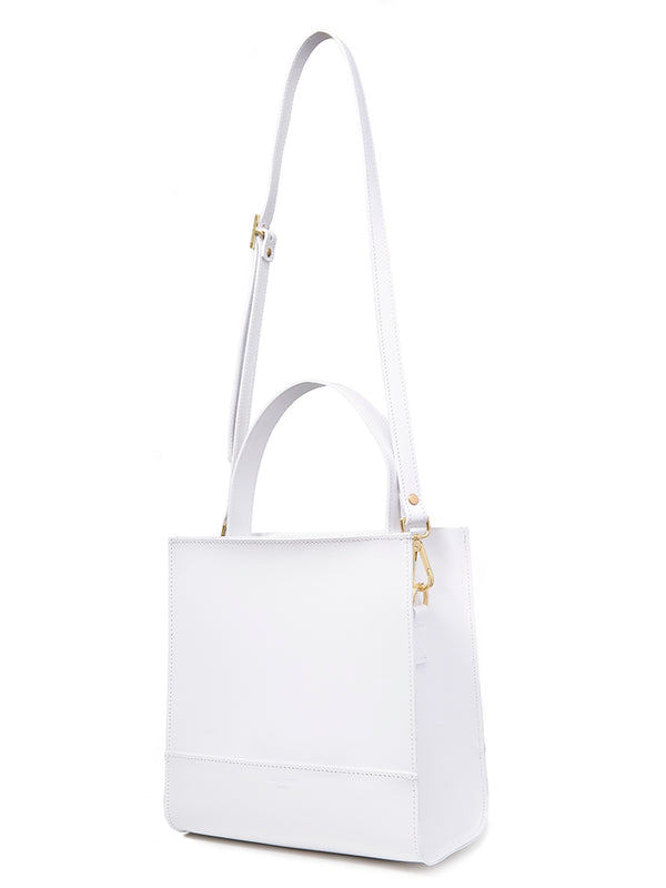 Kai Tote Mini | White