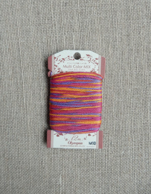 Stranded Cotton Overdyed Thread M10