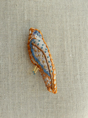 Swallow Brooch #10