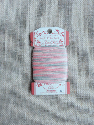 Stranded Cotton Overdyed Thread M1