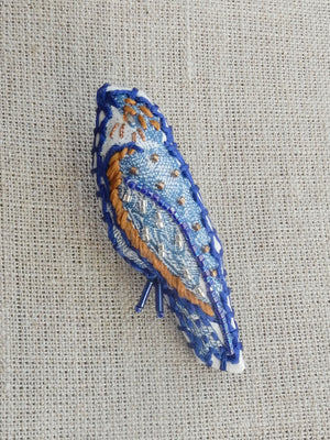Swallow Brooch #2