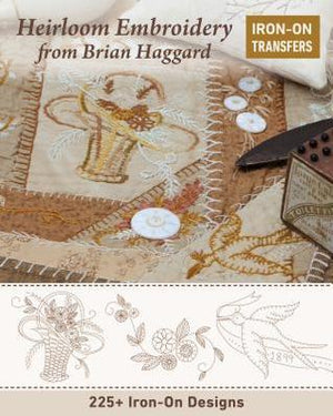 Heirloom Embroidery Book