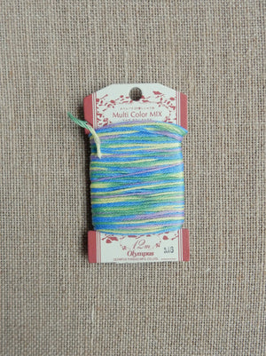Stranded Cotton Overdyed Thread M6