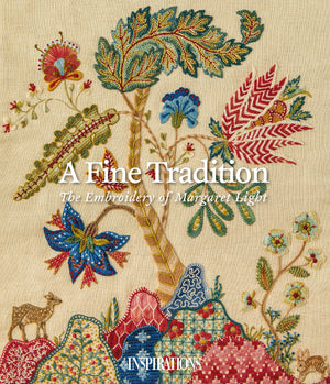 A Fine Tradition – The Embroidery of Margaret Light