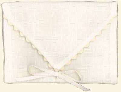 Sewing Pouch - Cream